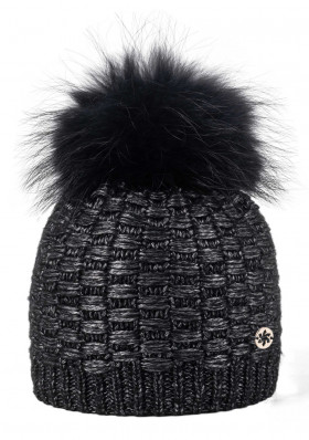Women's hat GRANADILLA LEISURE BLACK
