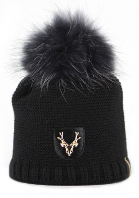 Women's hat Norton 7467 beanie 40