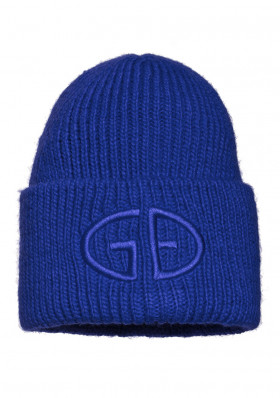 Women's beanie Goldbergh VALERIE beanie ELECTRIC BLUE