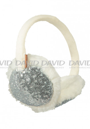 detail Eaumuffs Barts Wow Earmuffs White