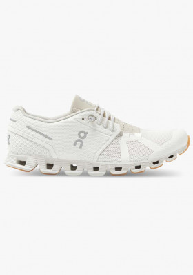 Women's Shoes On Running Cloud W White / Sand