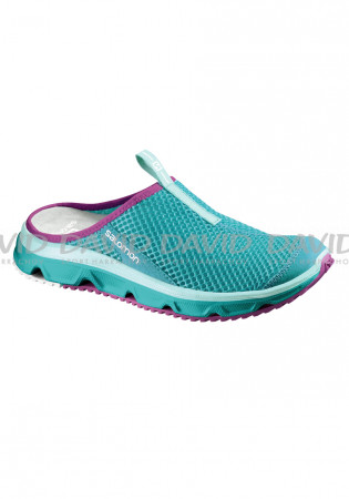 detail SALOMON RX SLIDE 3.0 W TEAL BLUE Ladies Sandals dbfebc5a665