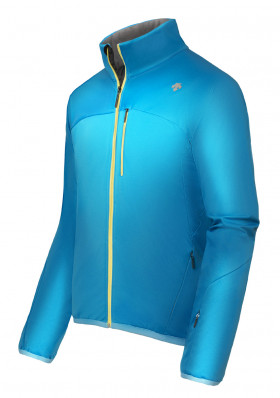 Descente D8-8461 WC Softshell blue