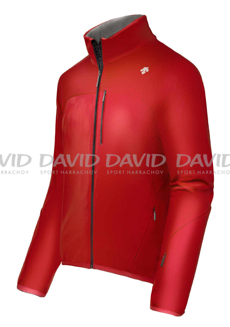 detail D8-8461 WC Softshell red