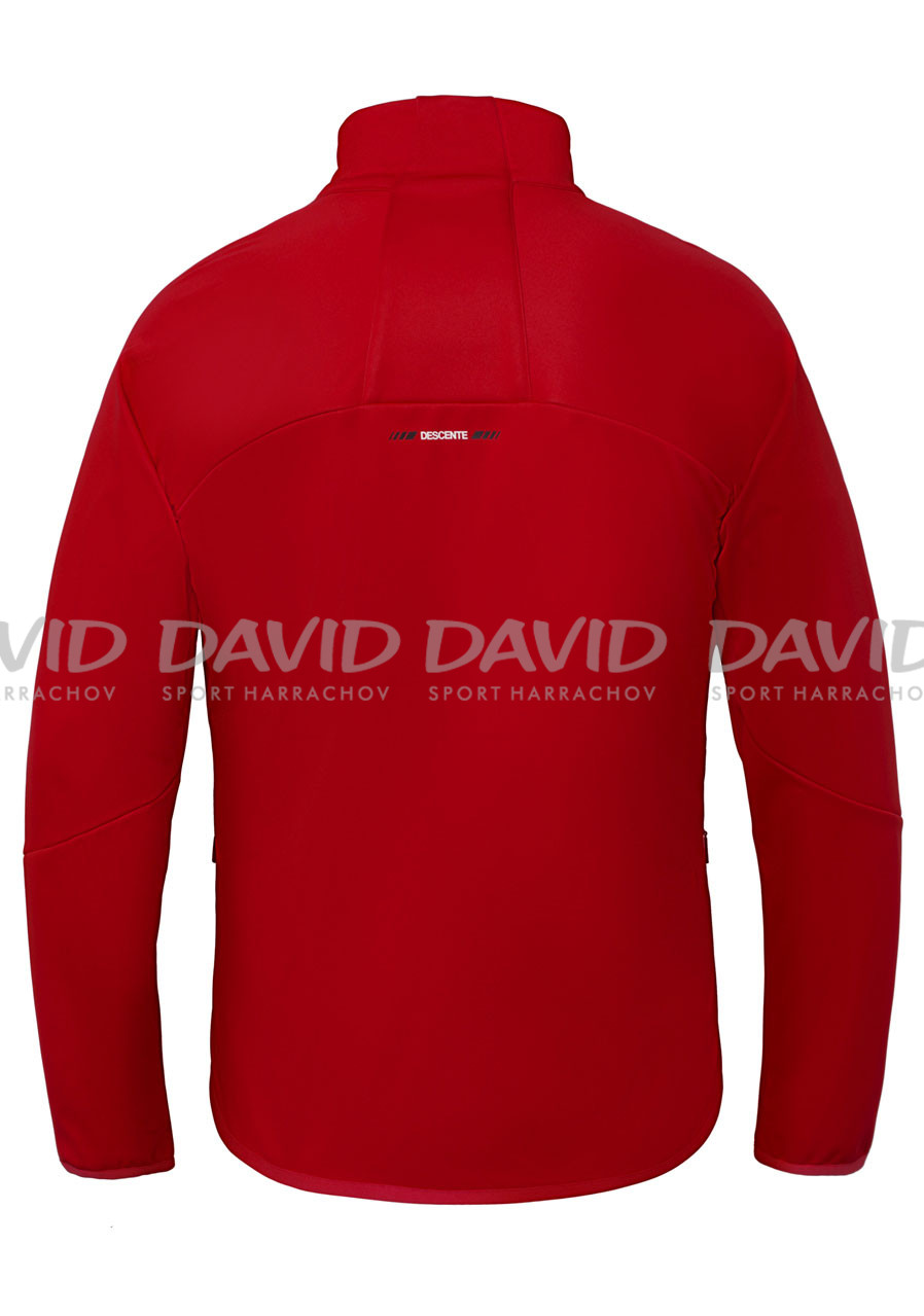 náhled D8-8461 WC Softshell red