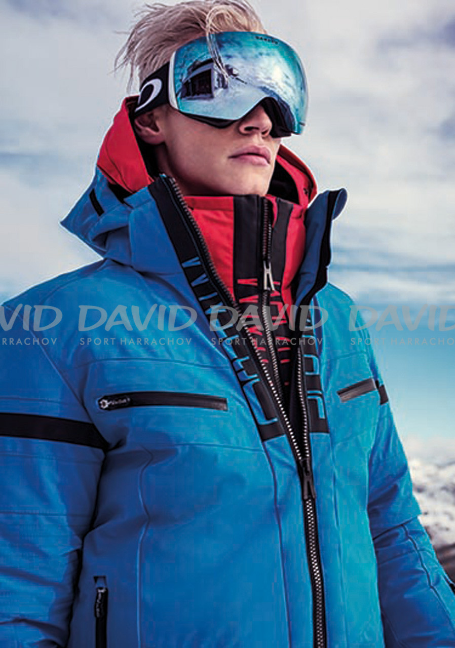 detail Men's ski jacket Sportalm Adventure M.KAP+P 25