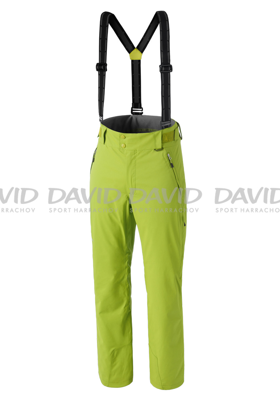 Men's ski pants ATOMIC 16 ALPS LIME