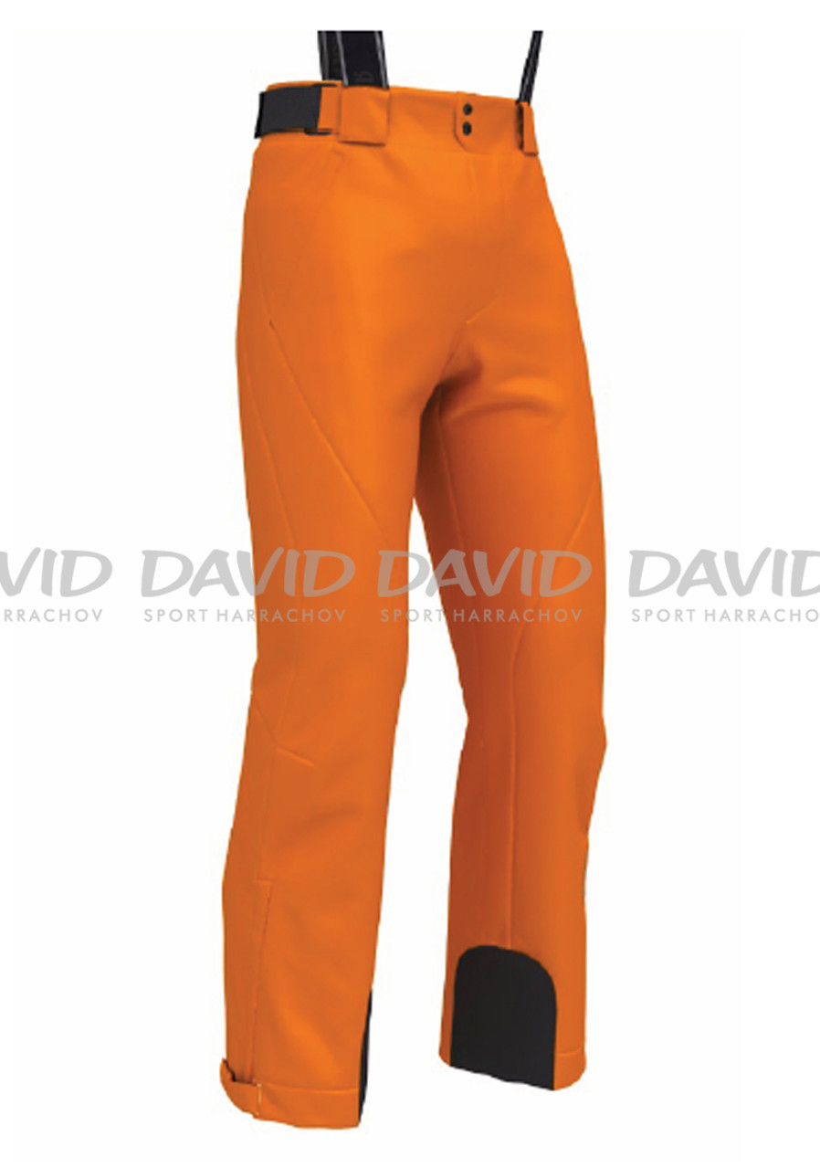 Men's ski pants  Colmar Salopette orange