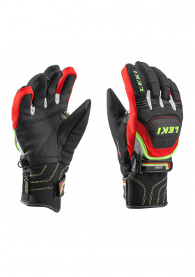 Children´s gloves LEKI WC RACE COACH FLEX S GTX JR