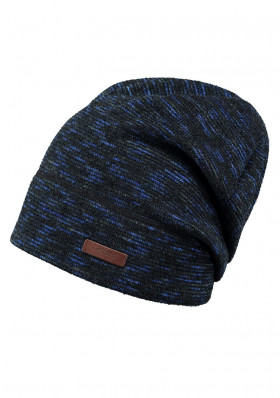 Men's hat Barts Broc blue