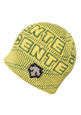 Men's hat Descente D8-0067 Summit yellow