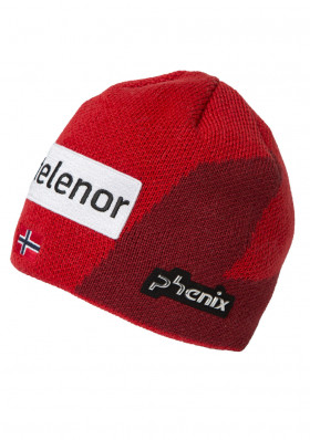 Child winter hat PHENIX ES7G8HW70 NORWAY ALPINE BEANIE