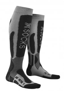 detail Men´s ski socks X-Socks ski Metal M 4df3816b5b