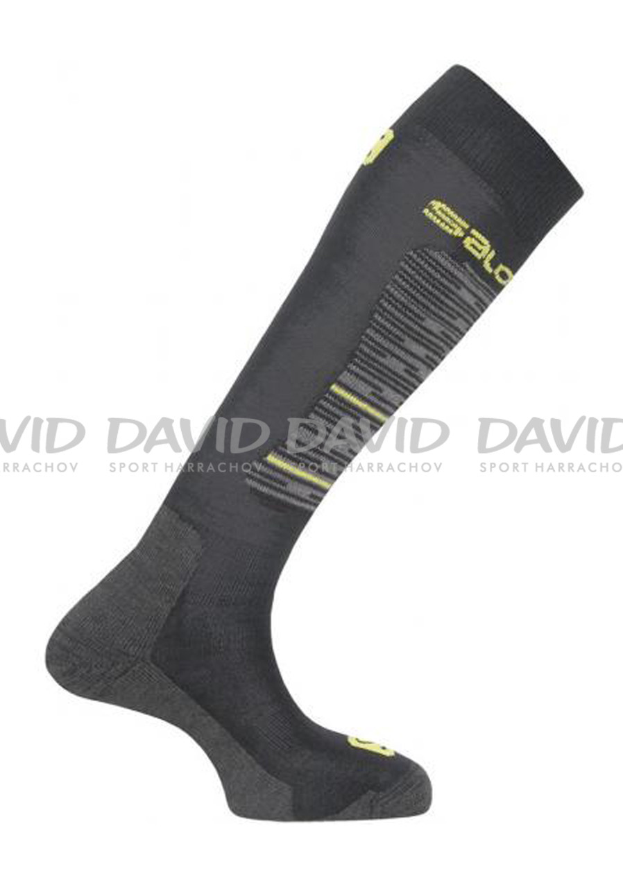 Men´s ski socks SALOMON 15 MISSION