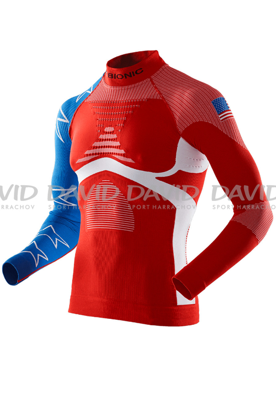 X-Bionic 020322 Ski Man Patriot Acc Evo USA