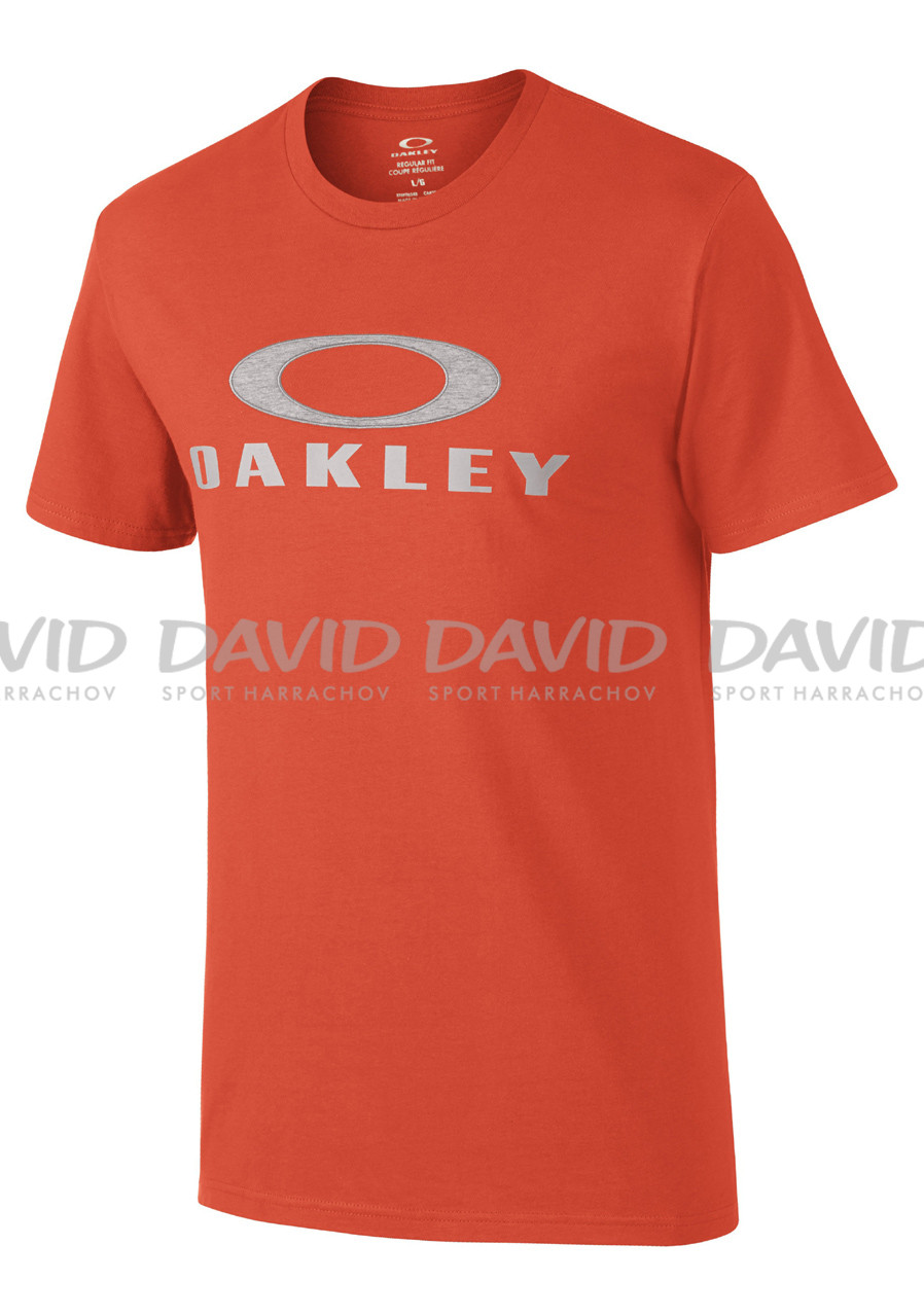 OAKLEY PINNACLE TEE GRENADINE Men's T-shirt