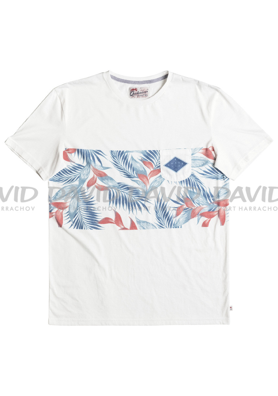 Men's T-shirt QUIKSILVER 17 EQYKT03545 FADED TIME
