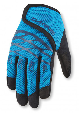 Cycling gloves Dakine Prodigy Kid's blue