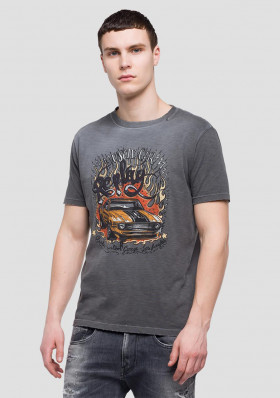 Men's t-shirt Replay M3623 00022336G 00298