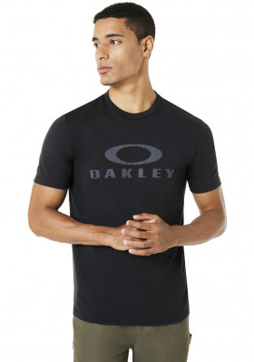 Men's T-Shirt OAKLEY O BARK BLACKOUT