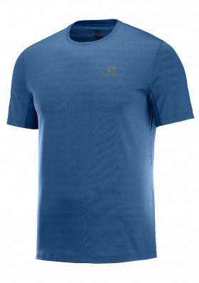 Men's T-shirt SALOMON XA TEE M POSEIDON