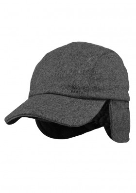 Men's cap Barts Active Cap dark heather