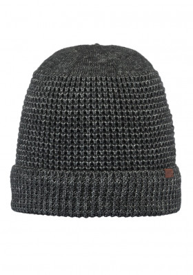 Barts Lecco Beanie dark heather
