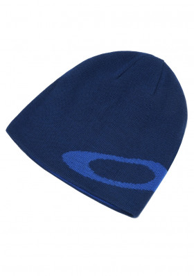 Men's hat Oakley Beanie Ellipse Dark Blue OS