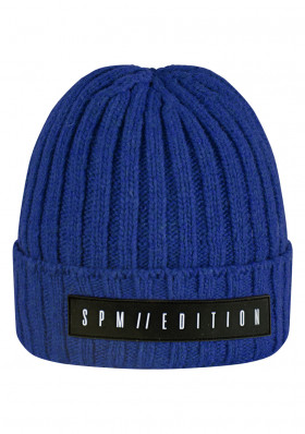 Men's hat Sportalm Fred Neptun Blue