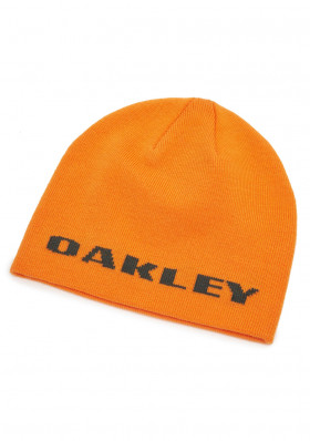 Cap Oakley Rock Side Beanie/Bold Orange