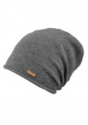 Men's hats Barts Romeo Beanie Dark Heather
