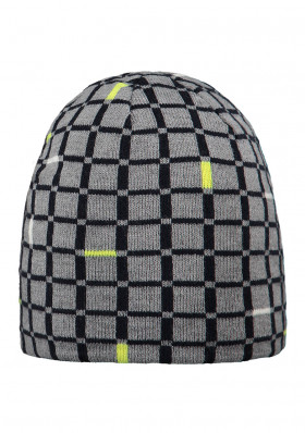 Men's hat Barts Gio Beanie Heather Grey