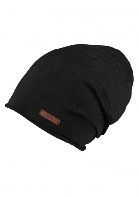 Men's hats Barts James Beanie Black