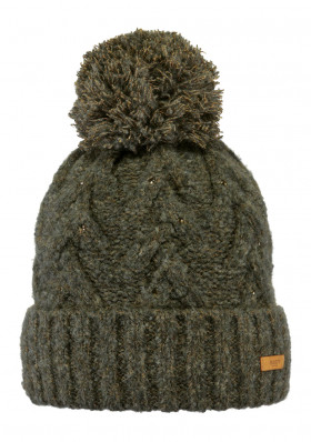 Men's hat Barts Iphe Beanie Army