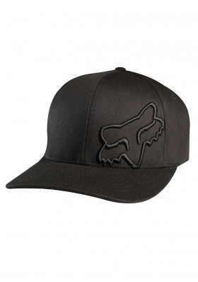 Fox Flex 45 Flexfit Hat Black