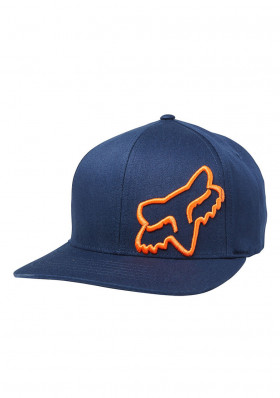 Fox Flex 45 Flexfit Hat Navy/Orange