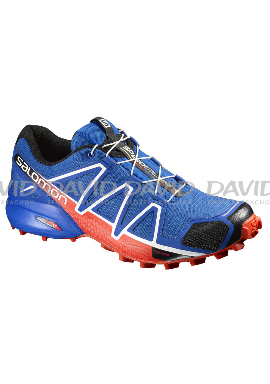 Men's shoes SALOMON 17 SPEEDCROSS 4 BLUE YOND