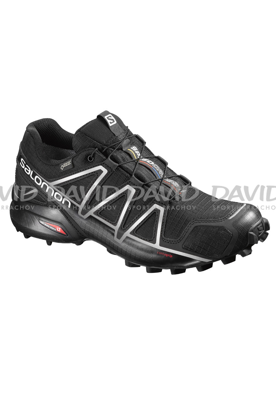 Men's running shoes Salomon Speedcross 4 Gtx® black
