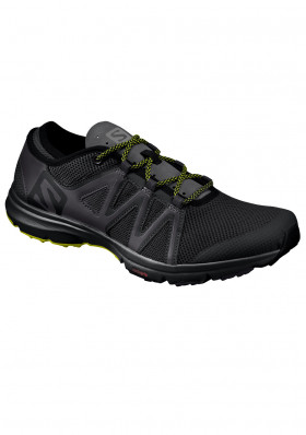 Salomon Crossamphibian Swift Bk/Phantom/Sulphur