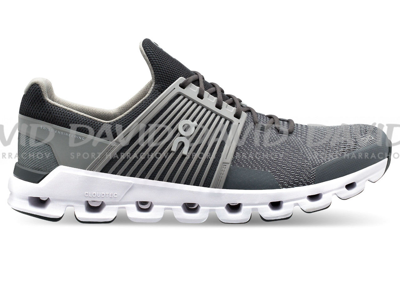 náhled Men's shoes On Running Cloudswift Rock/Slate