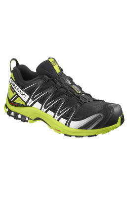 Salomon XA PRO 3D GTX Black/lime Green/Wh