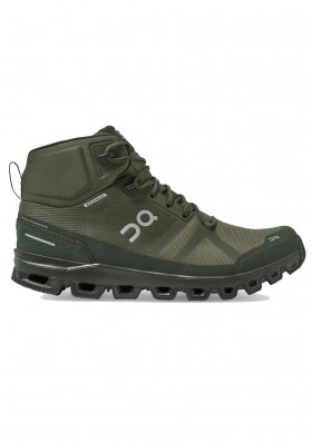 On Running Cloudrock Waterproof M Jungle/Fir