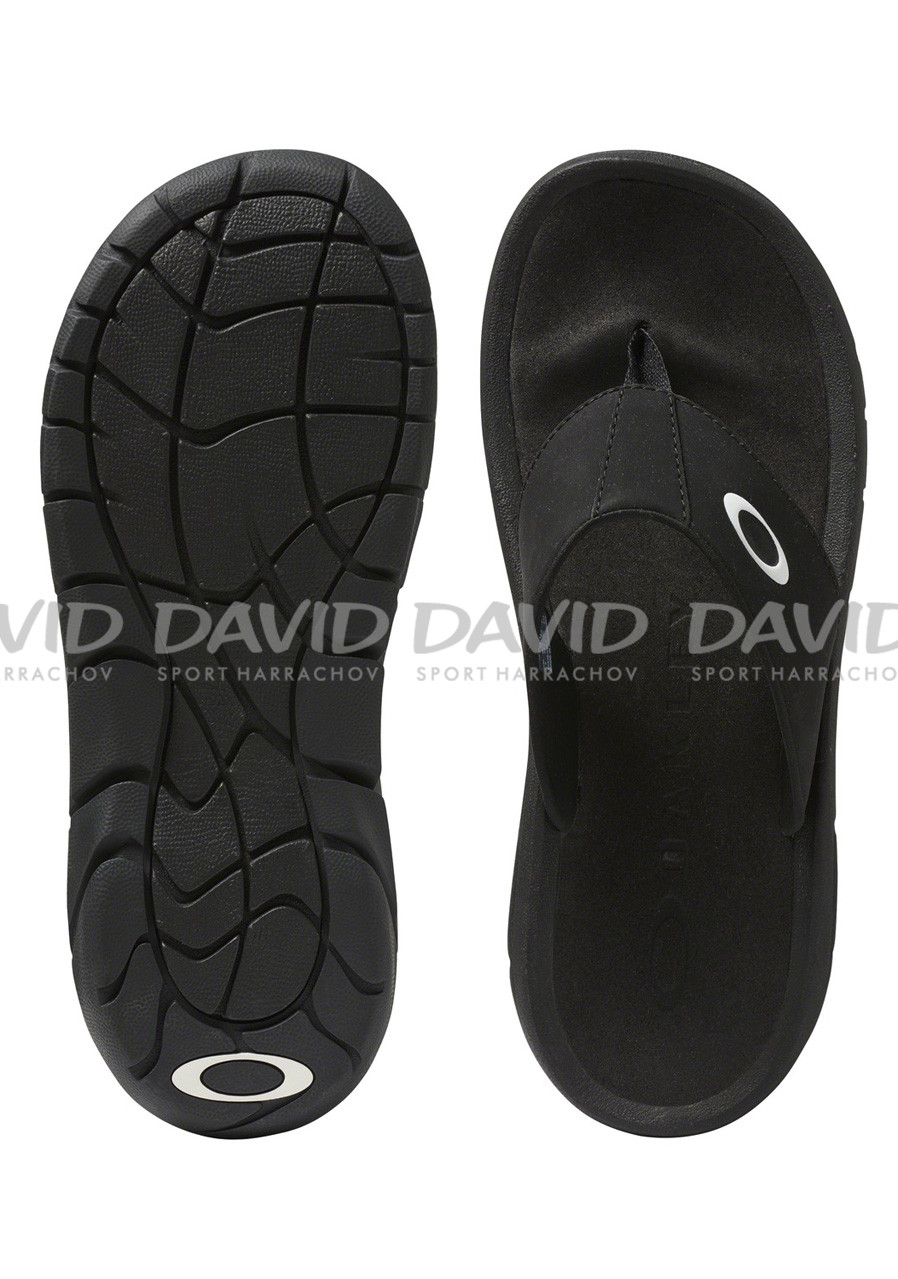 detail Men's flip-flops Super Coil Sandal 2.0 Blackout
