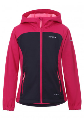 Children's jacket Ice Peak 51810 Lamesa JR Red