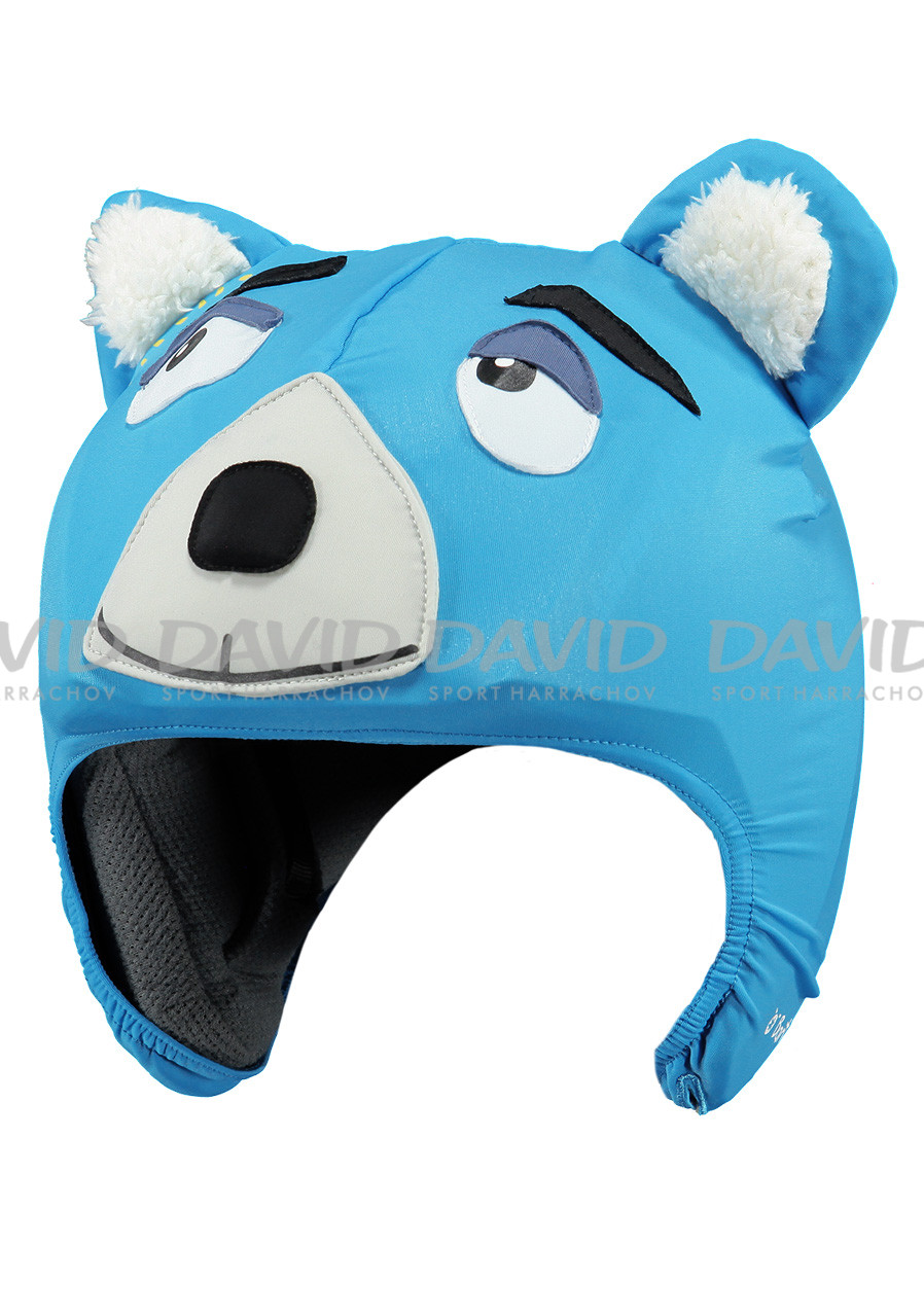 Cover for children's ski helmet Barts 3D BEAR