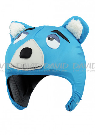 detail Cover for children's ski helmet Barts 3D BEAR