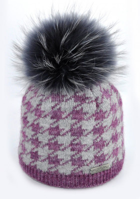 Children's winter hat NORTON 8009JR-46 MUTZE