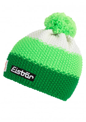 Kids winter hat EISBAR STAR NEON POM KIDS 963
