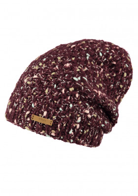 Women's hat BARTS KALIX BEANIE GIRLS BURGUNDY
