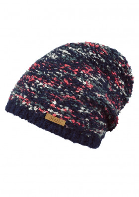 Children hat BARTS CLOVER BEANIE NAVY